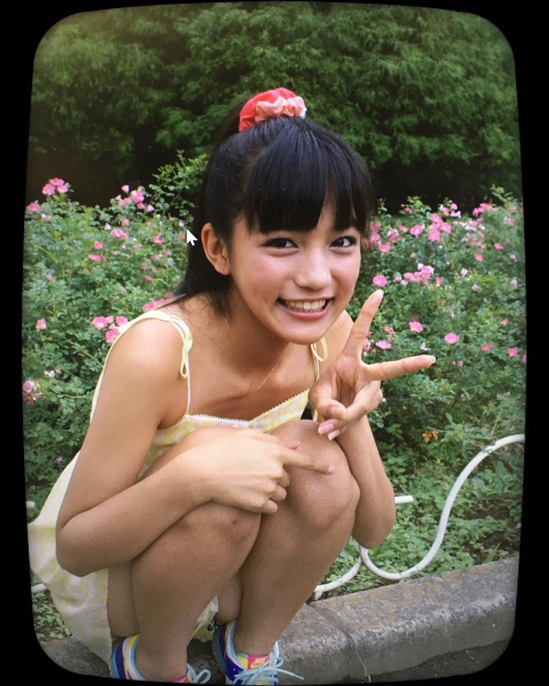 川口春奈の処女時代の写真